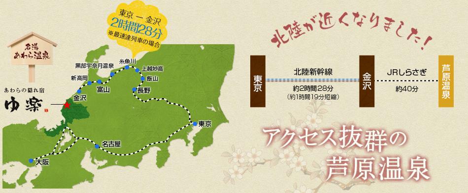 2015年3月14日北陸新幹線開業